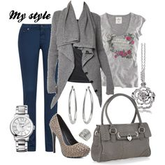 """""""My style"""" by sarah-emilie-rose on Polyvore"""