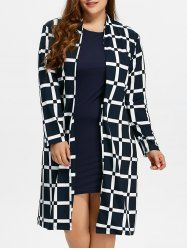 SHARE & Get it FREE | Grid Plus Size CoatFor Fashion Lovers only:80,000+ Items • New Arrivals Daily • Affordable Casual to Chic for Every Occasion Join Sammydress: Get YOUR $50 NOW!