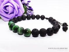 Lava, Chakra, Beaded Bracelets, Jewelry, Green, Jewellery Making, Pearl Bracelets, Jewerly, Jewlery