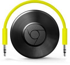 Chromecast Audio - Chromecast - Google
