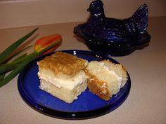Mennonite Girls Can Cook: Bienenstich (Bee-sting cake)