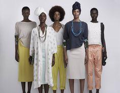 """ Mille Collines Photographer: Aubrey Jonsson Art Direction: Deon Redman Models Tricia Akello (Uganda) Janet Otobo (Nigeria) Mala Bryan (Saint Lucia) Nyamuoch Girwath (South Sudan) Monique Sterling (United Kindom) """