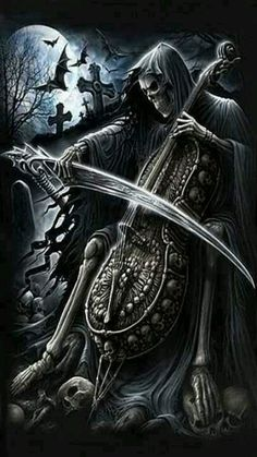 Serenade for the dead. the angel of death