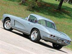 1962 Corvette - South Georgia Silver