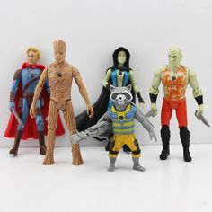 5Sets/Lot Guardia...  http://omnidragondevelopment.com/products/5sets-lot-guardians-of-the-galaxy-rocket-groot-action-figure-toy-pvc-model-doll?utm_campaign=social_autopilot&utm_source=pin&utm_medium=pin