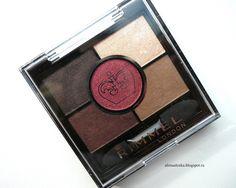 Alenka's beauty: Rimmel Glam'eyes HD 5-Colour Eye Shadow #022 Brixt...