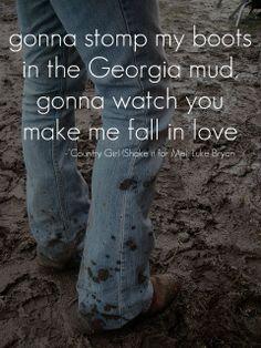 """Country Girl""  Luke Bryan"