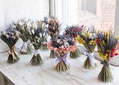 Фото 3 – Варианты букетов для зимнего декорирования дома