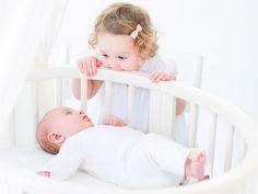 Quando arriva un fratellino o una sorellina: 6 consigli utili