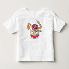 Cute Little Elephant Loving Little Boy& Slogan Toddler T-shirt - toddler youngster infant child kid gift idea design diy