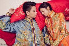 Top Stars Attend Michelle Chen and Chen Xiao's Beijing Wedding | A Koala's…