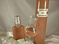 Liquore alla nutella, il Nutellino