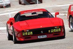 Beautiful, classy, Ferrari 288