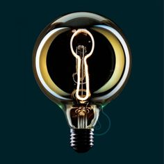 The Masterchef LED globe light bulb with spoon element is dimmable producing just the right mood, the fitting is suitable for many of our pendant lights. Led Globe Lights, Bbc Tv Shows, Light Bulb Types, Energy Efficiency, Pendant Lighting, Glow, Spoon, Retro, Cottages
