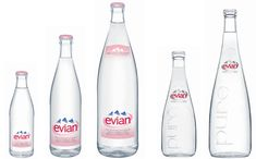 Evian  / My Thirst Quencher