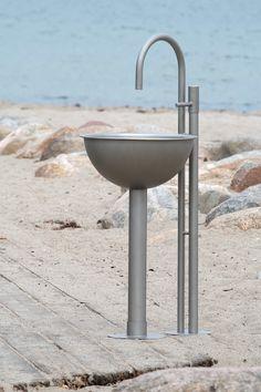 Utendørs vannposter — Shelby Teknikk As