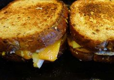 Ultimate Comfort Food: Where To Get The Best Grilled Cheese In Vancouver Ultimate Comfort Food: Wher Making Grilled Cheese, Best Grilled Cheese, Grilled Cheese Recipes, Munster Cheese, Herb Bread, Food Staples, Grilling Recipes, Grilling Ideas, Ham