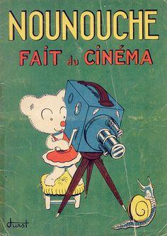nounouche ciné p0 by pilllpat (agence eureka), via Flickr