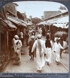 desert-dreamer:  Zanzibar, 1910