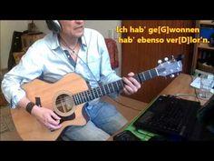 Und wenn ein Lied - Söhne Mannheims / Xavier Naidoo - Akustik-Gitarre mi...