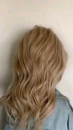 Medium Hair Styles, Long Hair Styles, Hair Ponytail Styles, Hair Day, New Hair, Work Hairstyles, Great Hair, Hair Videos, Hair Hacks
