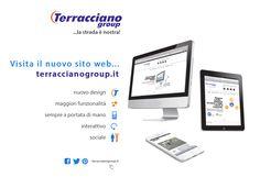 Newsletter n° 19 - Visita il nuovo sito web! terraccianogroup.it