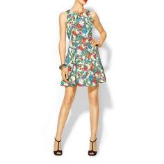 I.Madeline Floral Dress