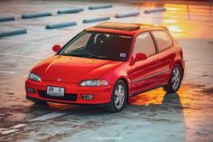 Civic Eg, Honda Civic Hatchback, Stripes, Cars, Vehicles, Automobile, Autos, Car, Car