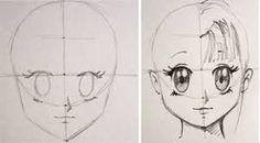 como dibujar anime paso a paso boca - Buscar con Google