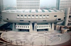 Auditorium Maurice Ravel - Charles Delfante et Henri Pottier - Lyon - 1975  - Photo 01