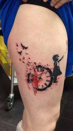 Trash polka tattoo jetzt neu! ->. . . . . der Blog für den Gentleman.viele interessante Beiträge - www.thegentlemanclub.de/blog