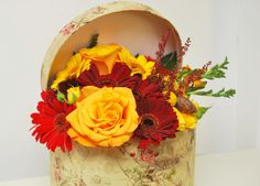 Autumn in a box! :) by Purple Effect Events