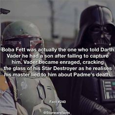 This was never explained in the movies so here you go! #starwarsfacts by starwarsfacts_