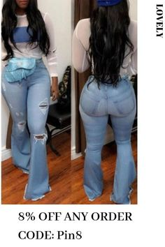 Swans Style is the top online fashion store for women. Shop sexy club dresses, jeans, shoes, bodysuits, skirts and more. Denim Fashion, Look Fashion, Autumn Fashion, Girl Fashion, Fashion Outfits, Fashion Ideas, Fall Outfits, Casual Outfits, Cute Outfits
