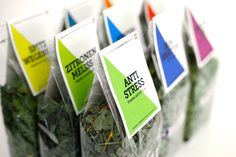 Raselli Organic Tea on Packaging of the World - Creative Package Design Gallery