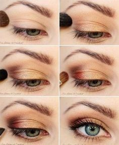 12-Easy-Simple-Fall-Makeup-Tutorials-For-Beginners-Learners-2015-5