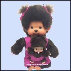 (Cliquez sur les photos pour les agrandir) Décompte : 30 Monchhichi/Kiki - 28 références  Monchhichi 40th AnniversaryPlatinum Girl 25...