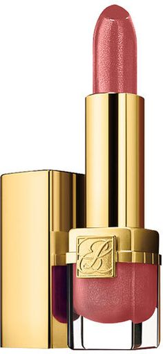 Estee Lauder E/l Pure Color Long Lasting Lipstick - Autumn Shimmer. Estee Lauder E/l Pure Color Long Lasting Lipstick - Autumn Shimmer. Lipstick Colors, Makeup Lipstick, Lip Colors, Violet Lipstick, Gold Lipstick, Lipstick Shades, Warm Colors, Eyeshadow, My Beauty