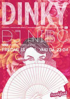 2012.04.13: Dinky + Dj Nibc