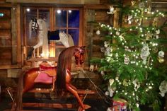 Rocking Horses at Lapland UK   Rocking Horse News   Stevenson Brothers Rocking Horse Makers Rocking Horses For Sale, Wooden Horse, Toys Shop, Rustic, Christmas, Life, Art, Noel, Country Primitive