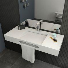 Te ofrecemos una amplia gama de muebles distintas medidas y colores para baños grandes y pequeños.