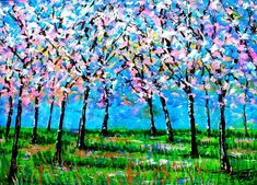 Buy Springtime in Andaluthia II, Acrylic painting by Paul J Best on Artfinder. Discover thousands of other original paintings, prints, sculptures and photography from independent artists.