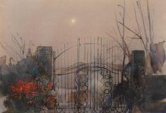 家园 | 塞尔维亚画师 Endre Penovác-1