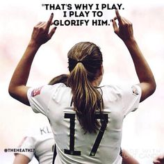 TOBIN HEATH MY BÆThere's nothing there