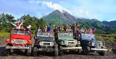 Paket Wisata Jogja 2 Hari Borobudur merapi goa pindul Tour