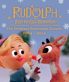 Rudolph the Red-Nosed Reindeer Little Gift Book