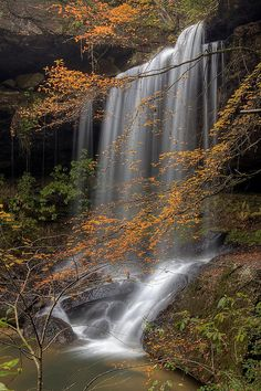 Sougahoagdee Falls, Bankhead National Forest, Alabama