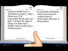 La Santa Biblia Hablada - Genesis Capítulo :22