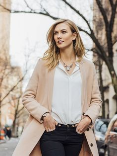 Karlie Kloss debuts as the new face of Swarovski jewelry