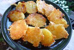 Nagyon egyszerű parmezános krumpli Ethnic Recipes, Food, Essen, Meals, Yemek, Eten